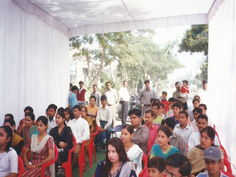 SEMINAR HELD ON THE TOPIC OF CLEAN INDIA GREEN INDIA