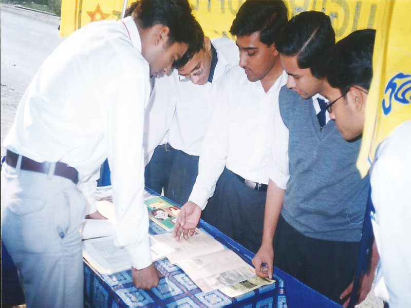 CAREER COUNSELLING SESSIONS HELD AT SCHOOLS